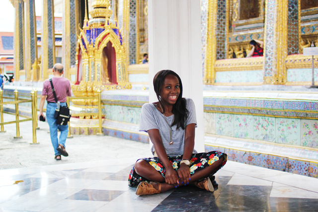 what to wear Grand Palace Bangkok