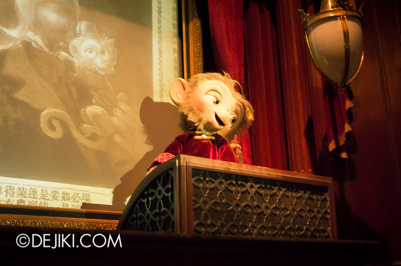 Mystic Manor - Preshow in session 2
