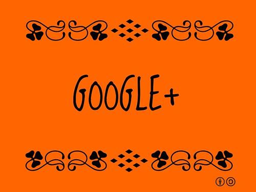 Buzzword Bingo: Google+