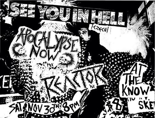 11/30/13 SeeYouInHell/ApocalypseNow/Reactor