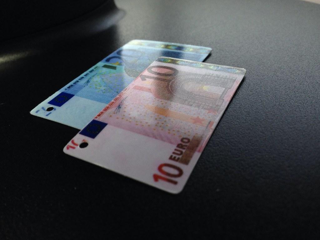 Dinero de juguete [59/365]
