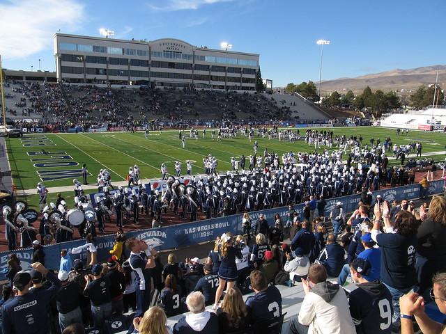 mackay stadium college stadiums