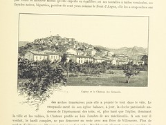 """British Library digitised image from page 183 of """"La Côte d'Azur [An illustrated description of the Riviera.]"""""""