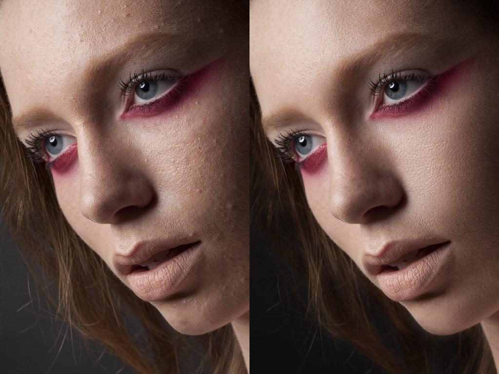 Какой редактор фото убирает эффект красных глаз