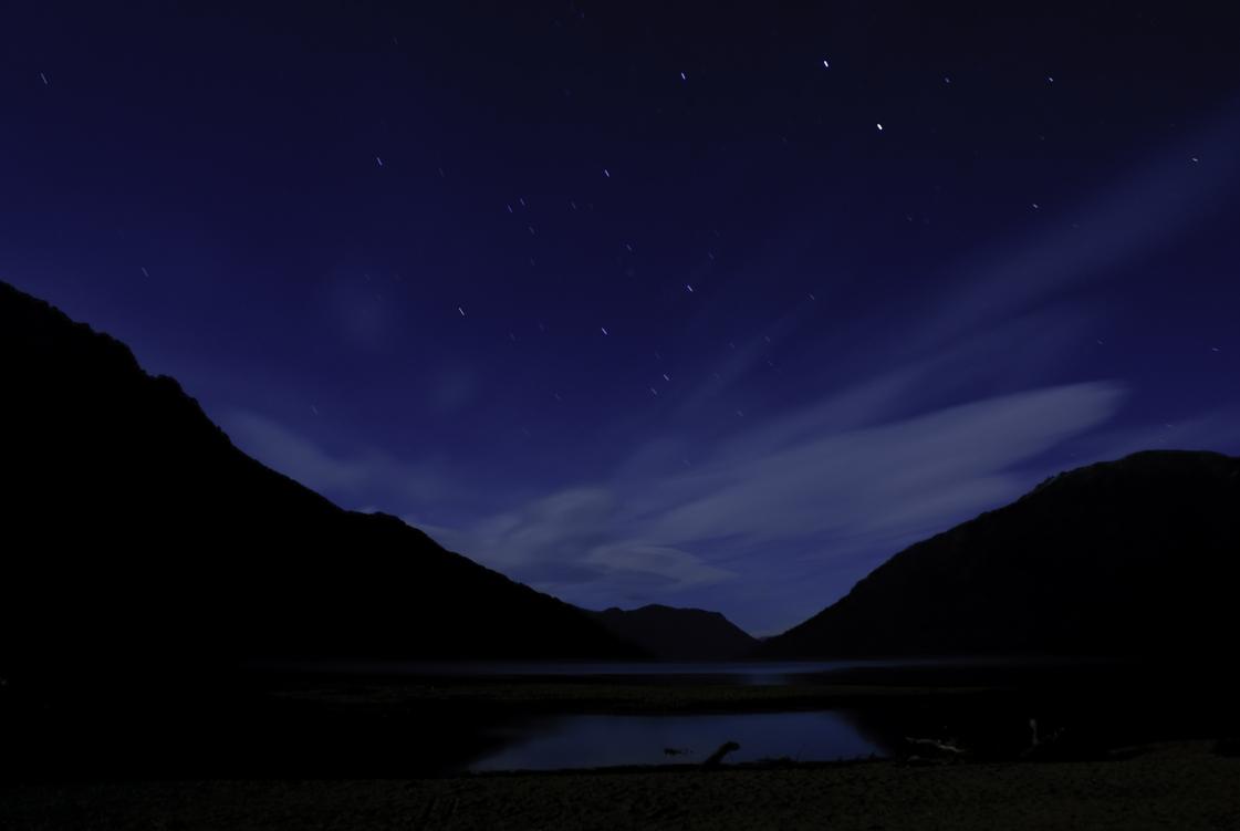 10. Noche y silencio. Autor, Fede salvo