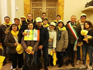 Manifestazione Coldiretti a Montecitorio (1)