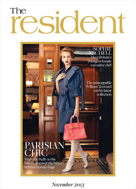 The Resident - November 2013 Cover