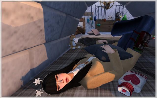 My polar getaway - Resting