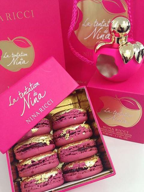 Ladurée for Nina Ricci