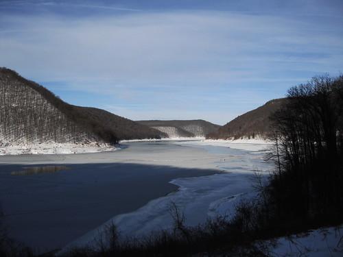 dam reservoir usarmycorpsofengineers warrencounty kinzuadam alleghenynationalforest alleghenyreservoir