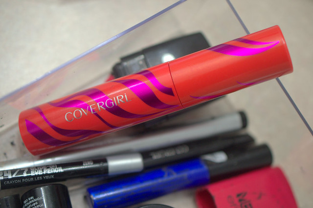 Mascara Monday: COVERGIRL Flamed Out mascara
