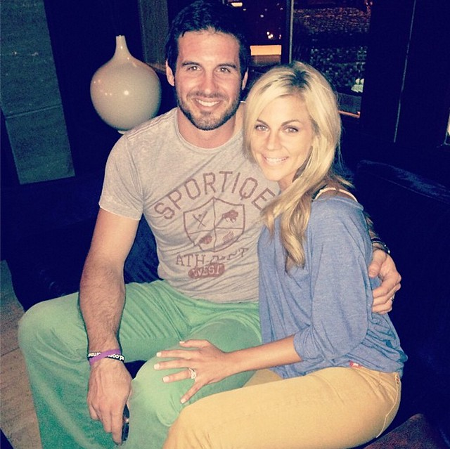 Christian and Samantha Ponder In Sportiqe Apparel