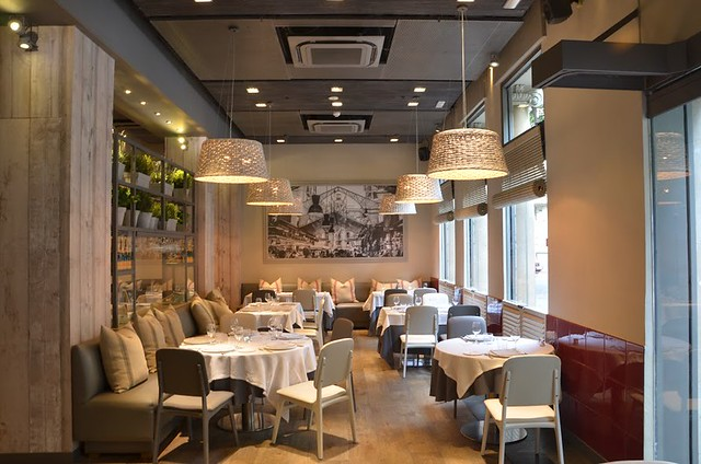 Restaurante Tuset Barcelona