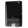 SCA 552038 Tork Xpress Multifold Hand Towel Dispenser Black