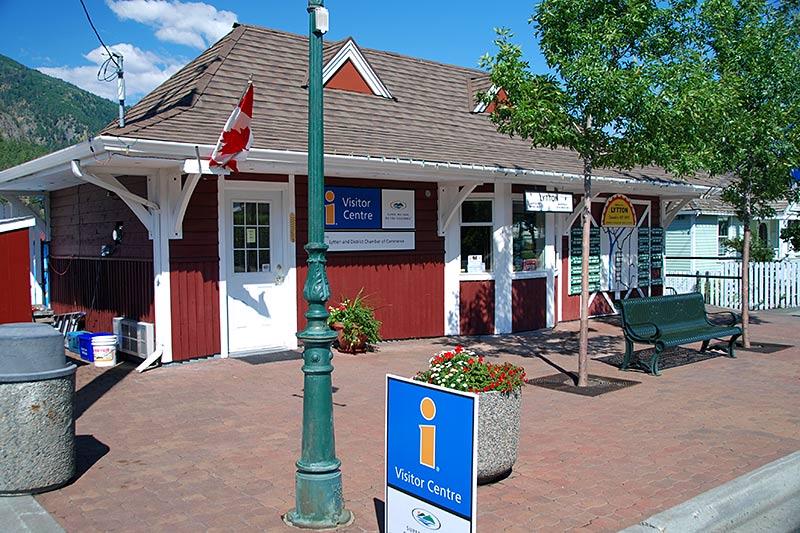 Visitor Centre, Lytton, Gold Country, Thompson Nicola, British Columbia, Canada
