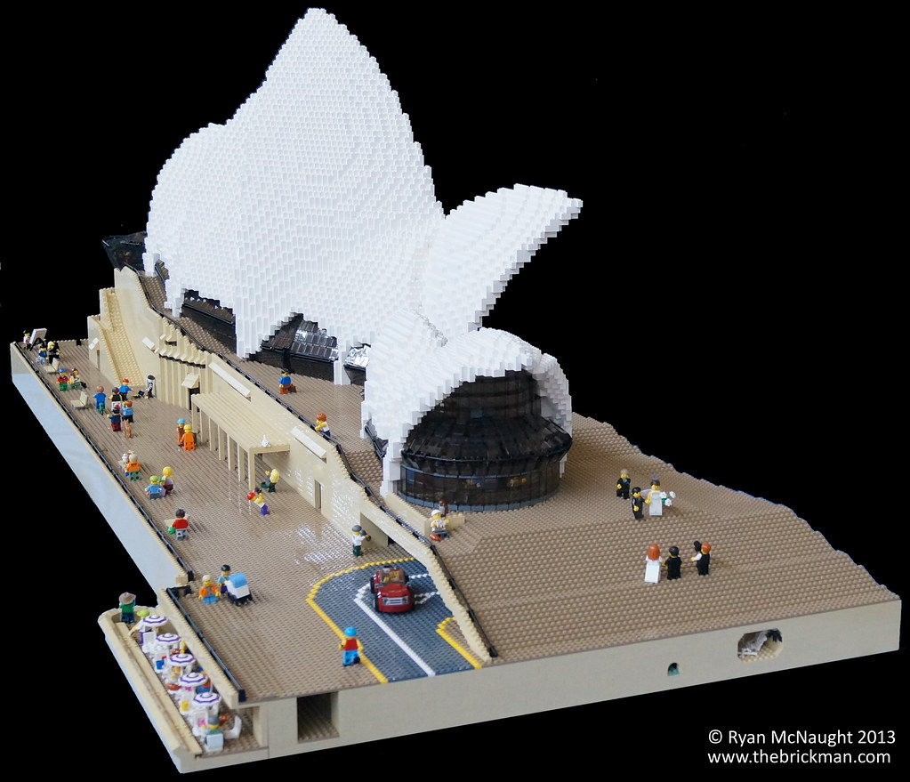 lego sydney opera house instructions 10234