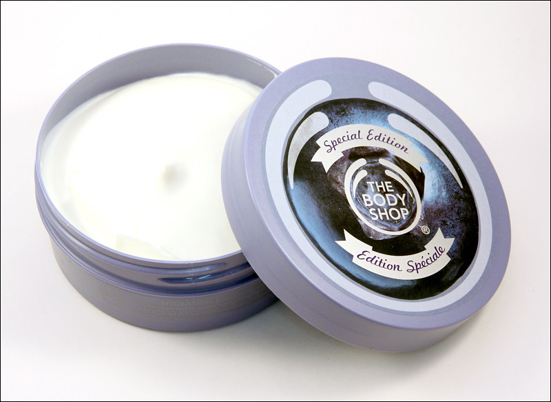 TBS blueberry special edition body butter