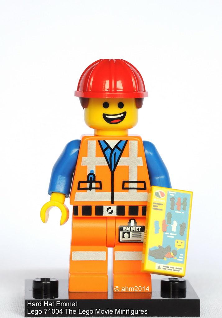 Lego Movie Minifigures