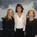 Elena Secas with Joan Burton and Jan O'Sullivan