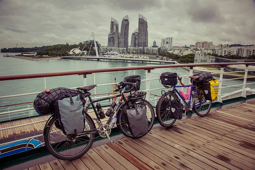 Bikes Ready For South-East Asia