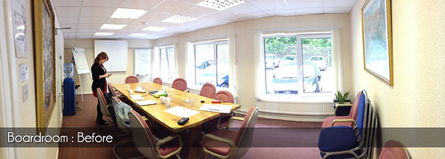 Boardroom Before