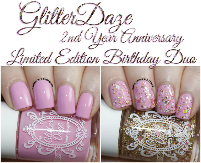 Glitterdaze Birthday Duo