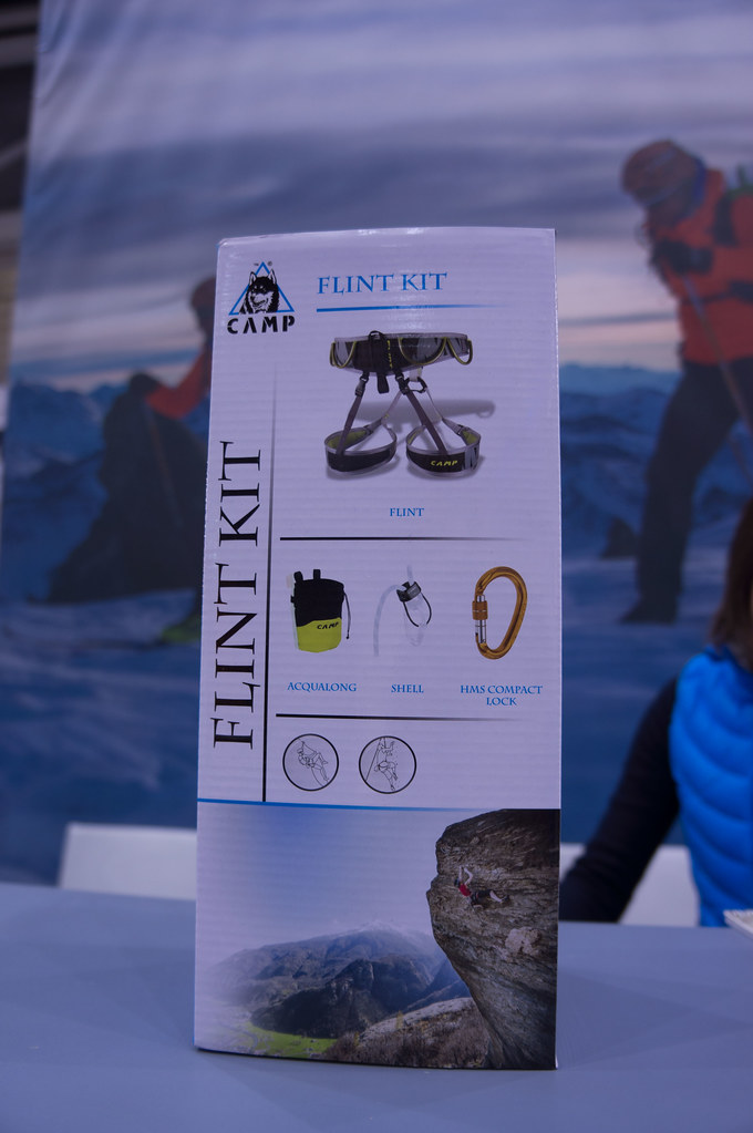 CAMP Flint harness kit