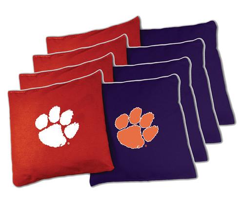 Clemson Tigers Cornhole Bags