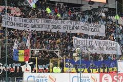 Steaua-Universitatea Cluj, atmosfera 1