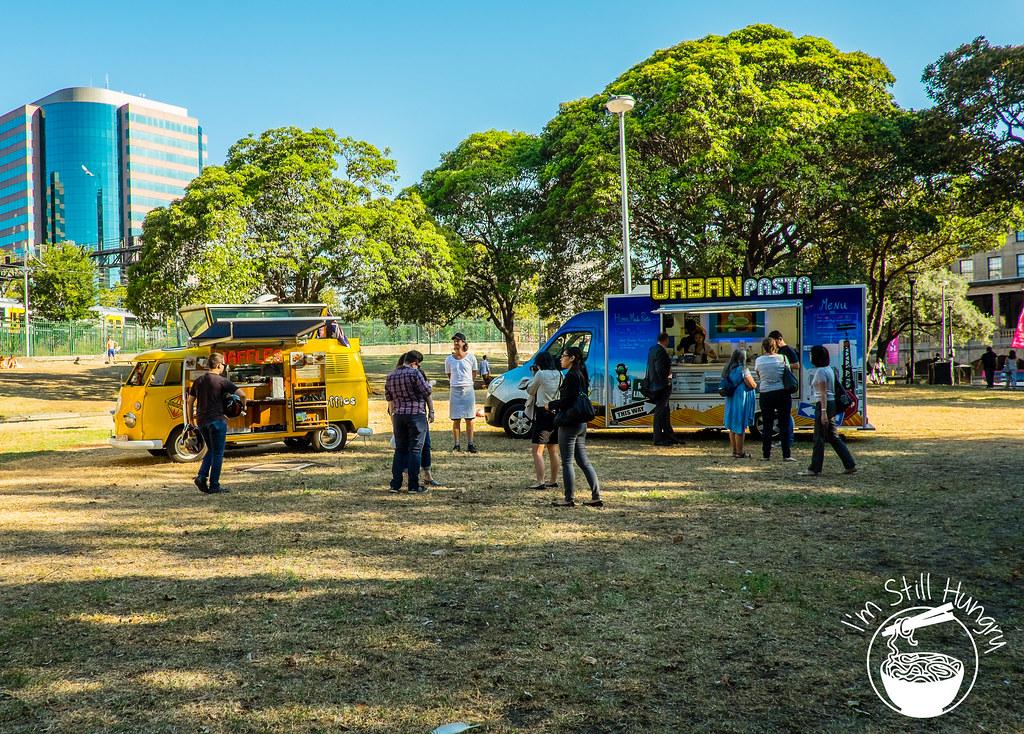 Friday Food Trucks Stillwater