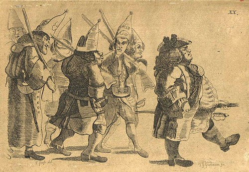004- Principes De Caricature…-1800-Francois Grose- Staatsbibliothek zu Berlin