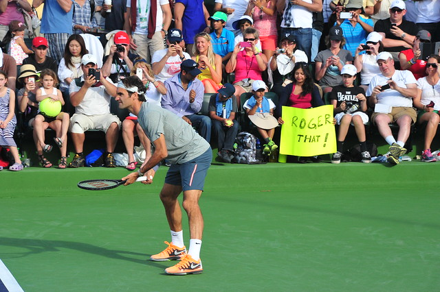 All eyes on Rog.