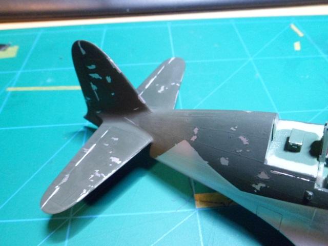 Pas-à-pas : Mitsubishi J2M3 modele 21 Raiden Jack [Tamiya 1/48] 13363913365_91c25ee5d8_o