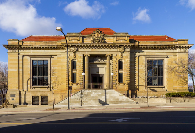 Akron's Carnegie Library