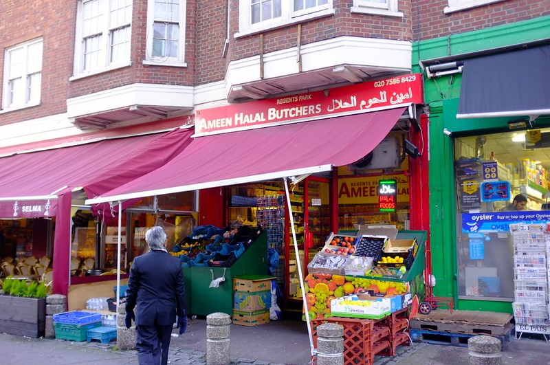 Shop near London Mosque 2