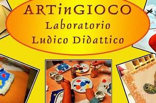 Noicattaro. Lab ArtInGioco front