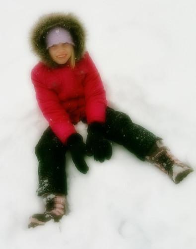 D061 - My Snow Angel