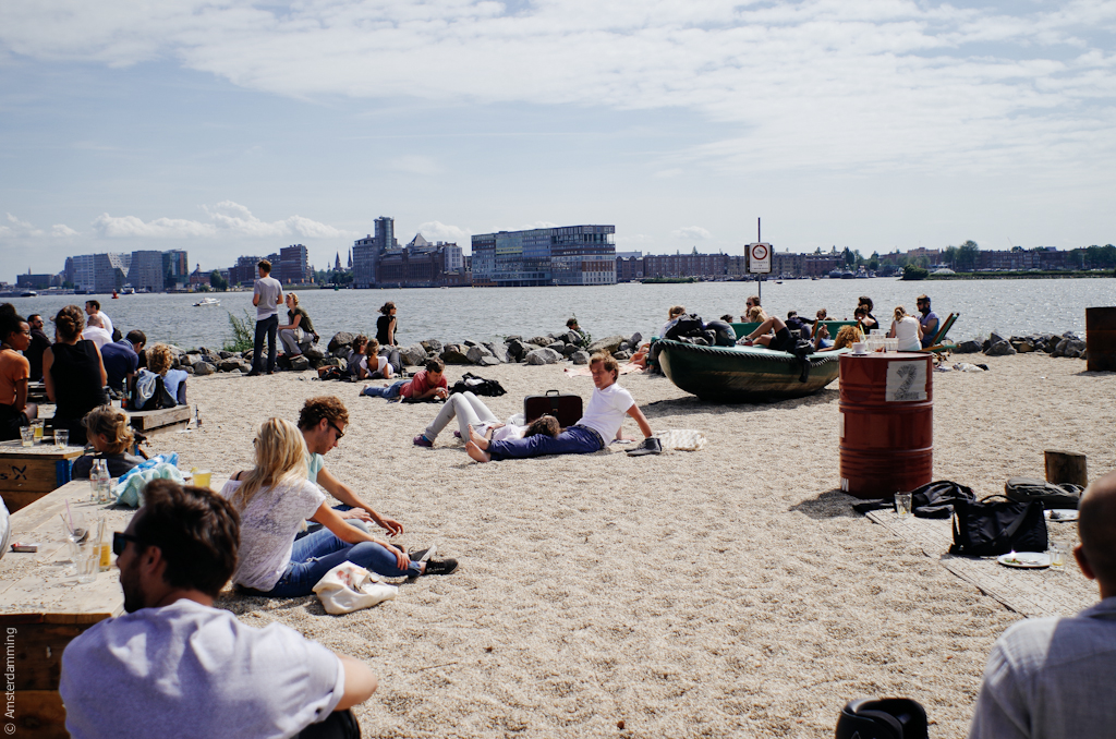 Amsterdam in Summertime (2012-2013)