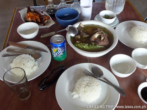 Barbecue, Chicken, Liempo & Bulalo at Cafe Katerina
