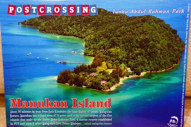 Sabah - Manukan Island