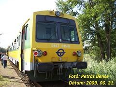 GySEV 5147 511-9 Rábapordány, 2009. 06. 21.