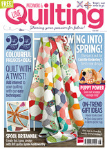 Love Patchwork & Quilting Issue 8