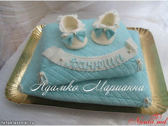 Cu TORT DE LUX sarbătoarea ta capătă culori frumoase ! > Foto din galeria `tort de botez`