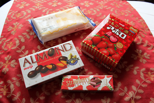 Japanese Candy and Ice Cream