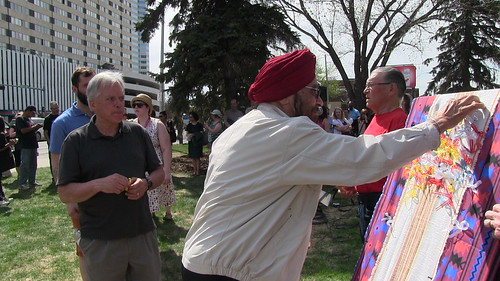 Edmonton Homeless Memorial 2014