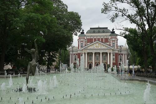 イワンワゾフ国立劇場