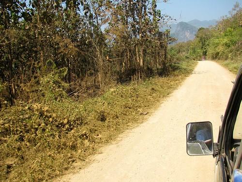 Por las carreteras del norte de Laos