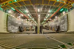 Inside HMS Bulwark