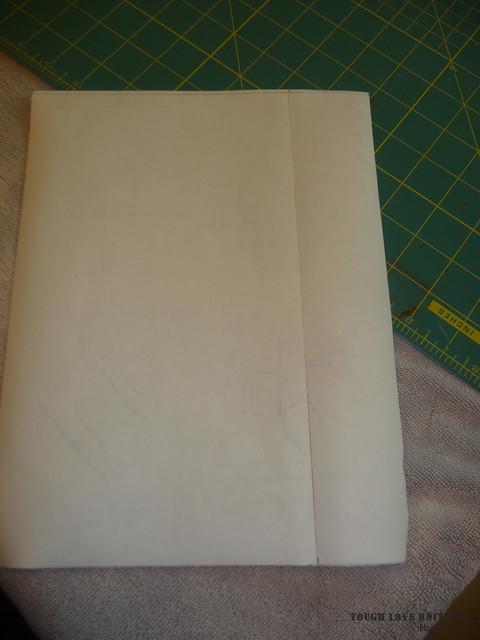 Wedding Handkerchief - Multi paper