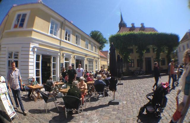 "Cozy cafe ""På Torvet"""